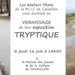 vernissage EXPO photo MJC