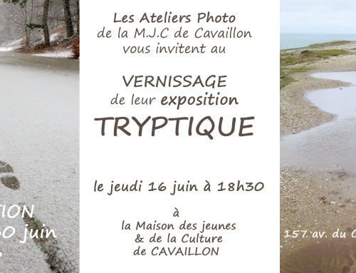 Exposition TRYPTIQUE